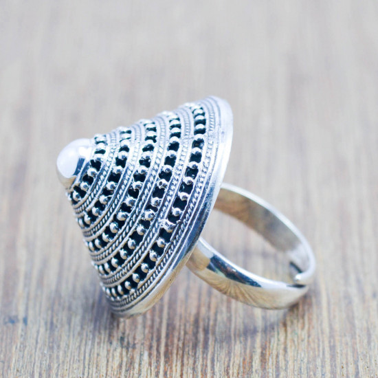 925 sterling silver wholesale jewelry plain silver ring WR-5573